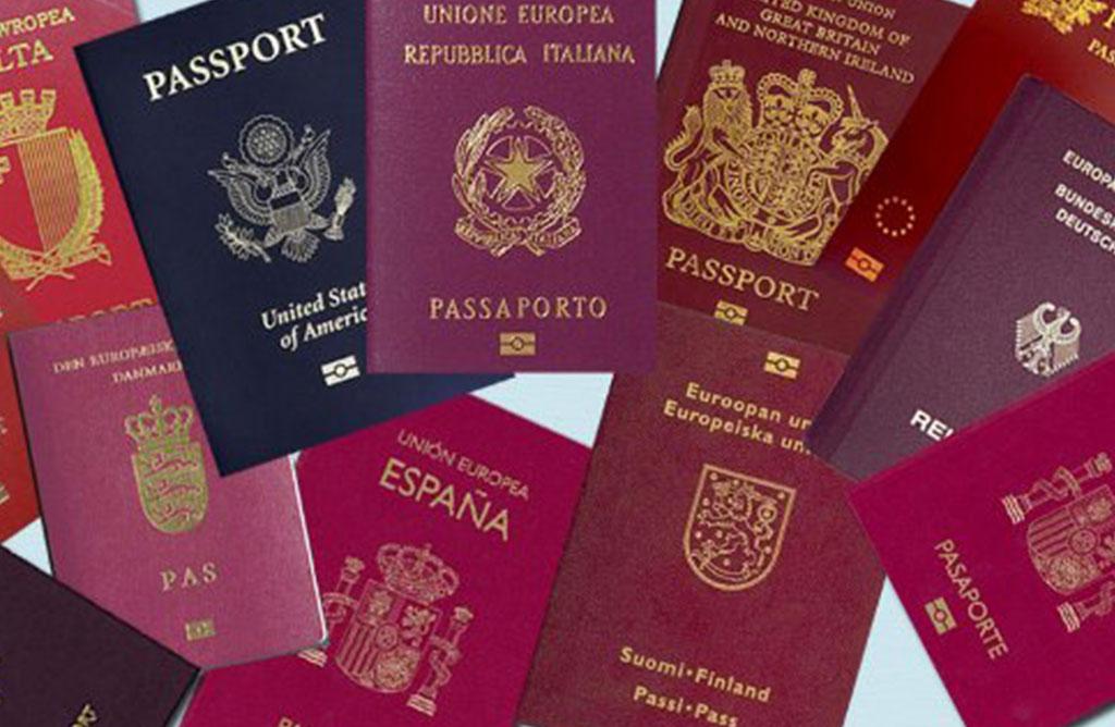 ویزا 724 - پاسپورت