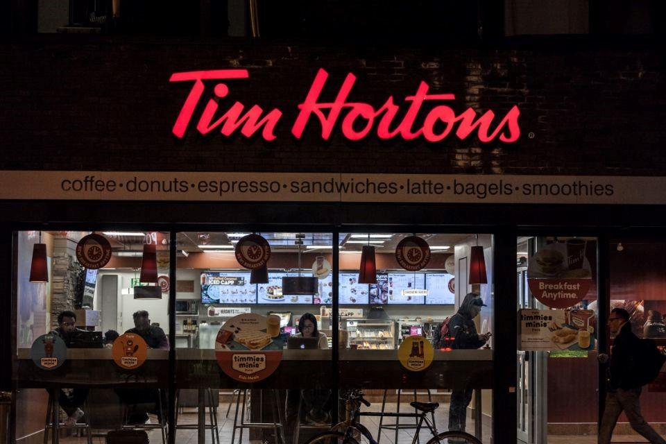 هورتونز در کانادا