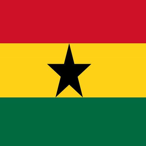 ویزای غنا توریستی عادی