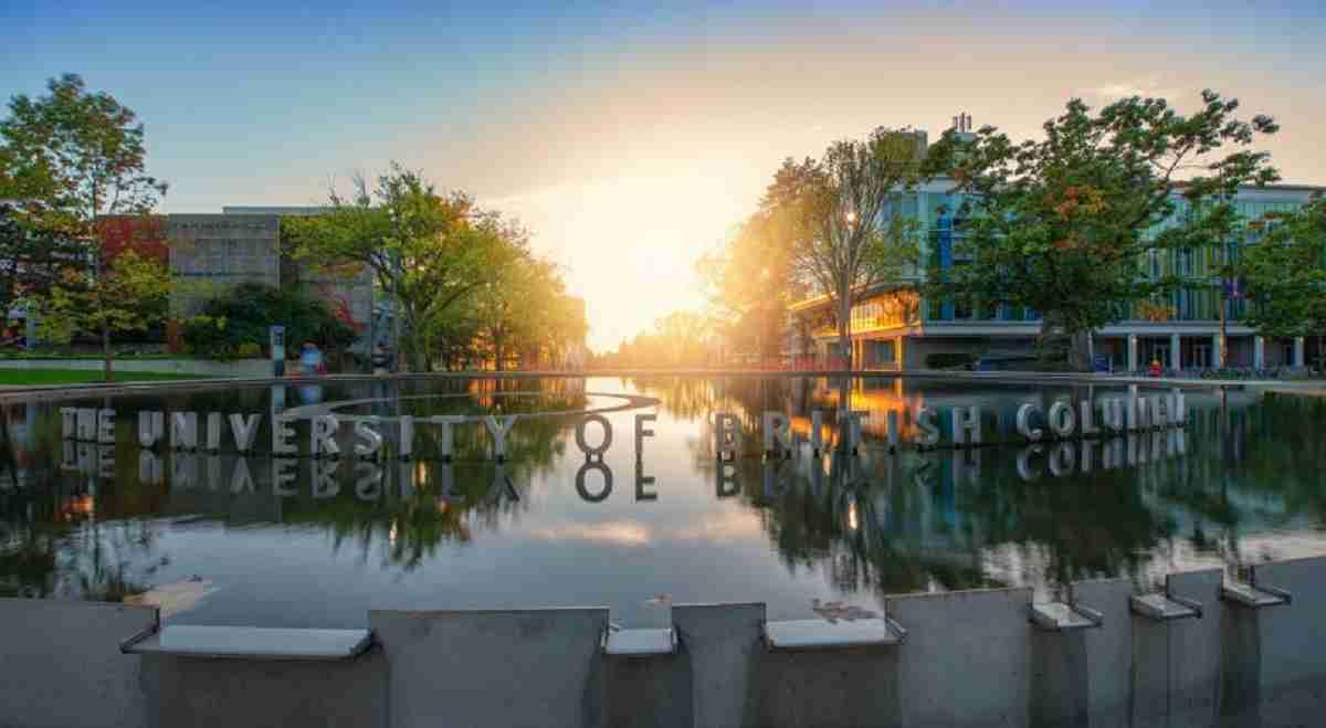 دریافت پذیرش دانشگاه بریتیش کلمبیا