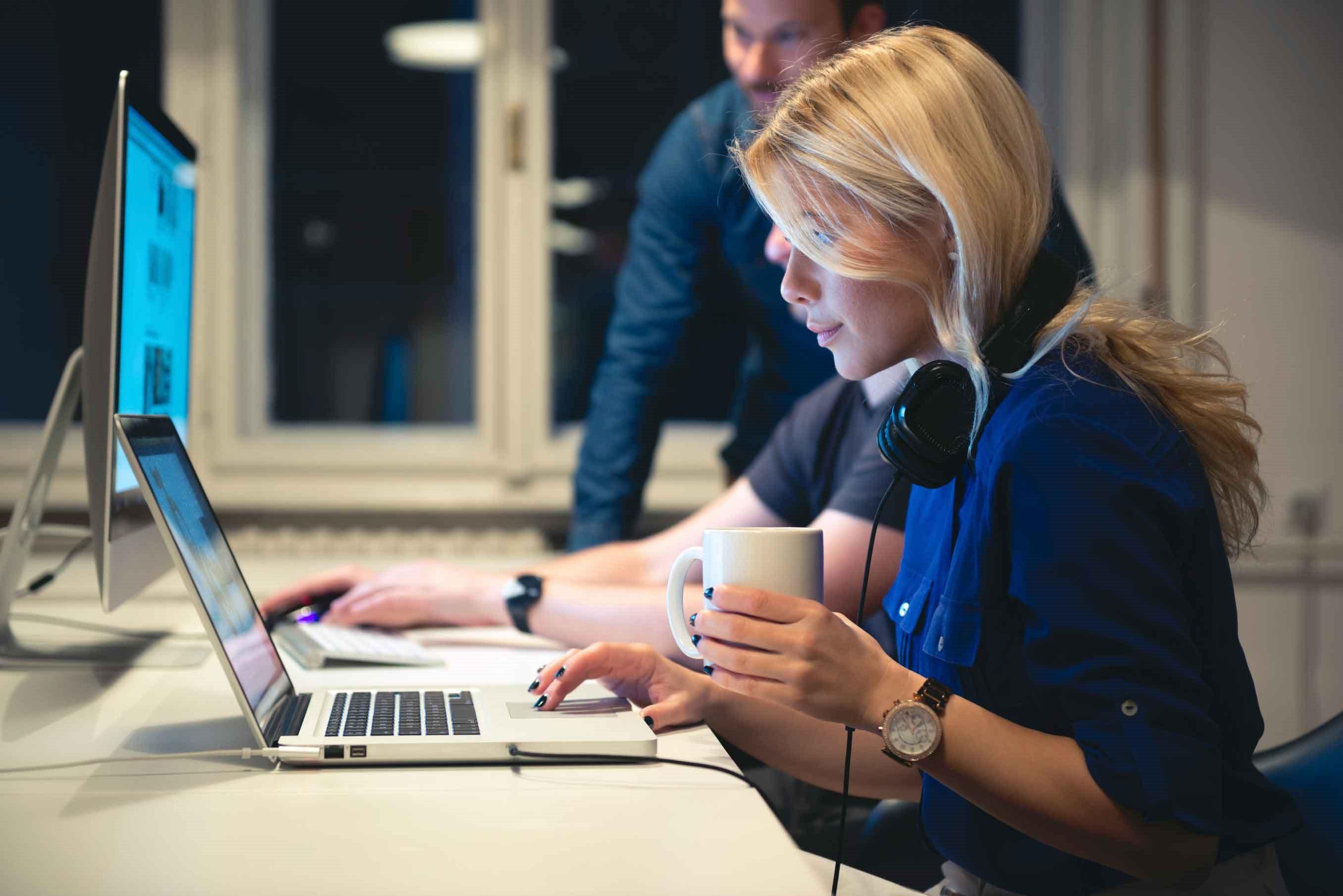 مهاجرت کاری طراح وب در کانادا