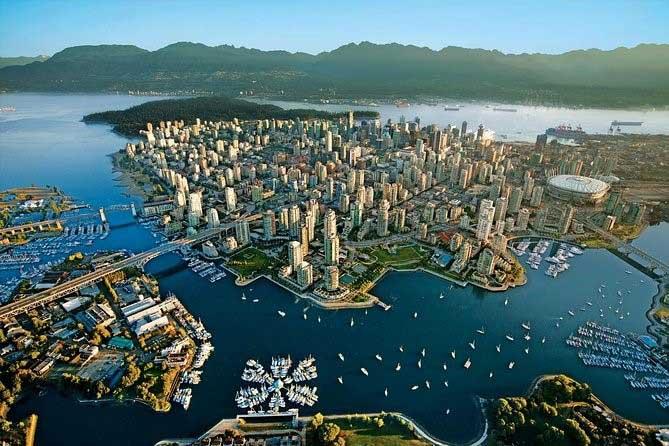 فرصت های سرمایه گذاری ونکور کانادا