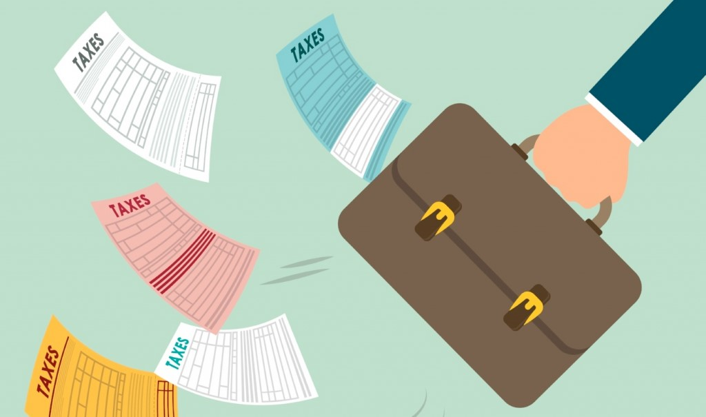 پرونده های مالیاتی کانادا