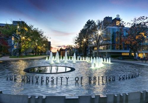 دریافت پذیرش تحصیلی از دانشگاه بریتیش کلمبیا