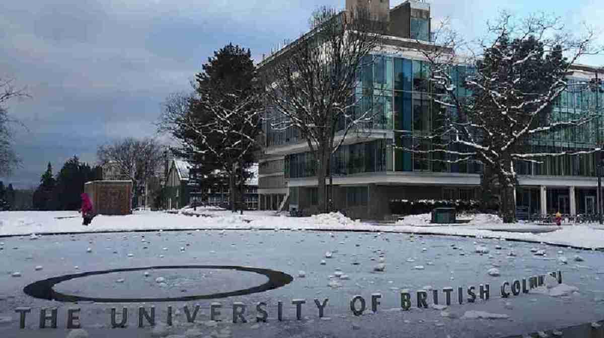 تحصیل در دانشگاه بریتیش کلمبیا