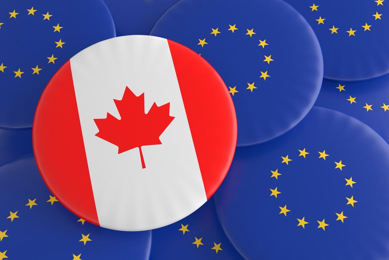 کانادا در برابر اروپا