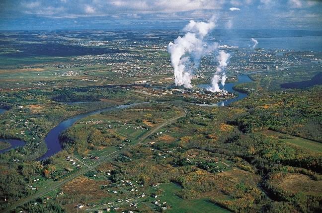 برنامه پایلوت نواحی روستایی و شمالی کانادا