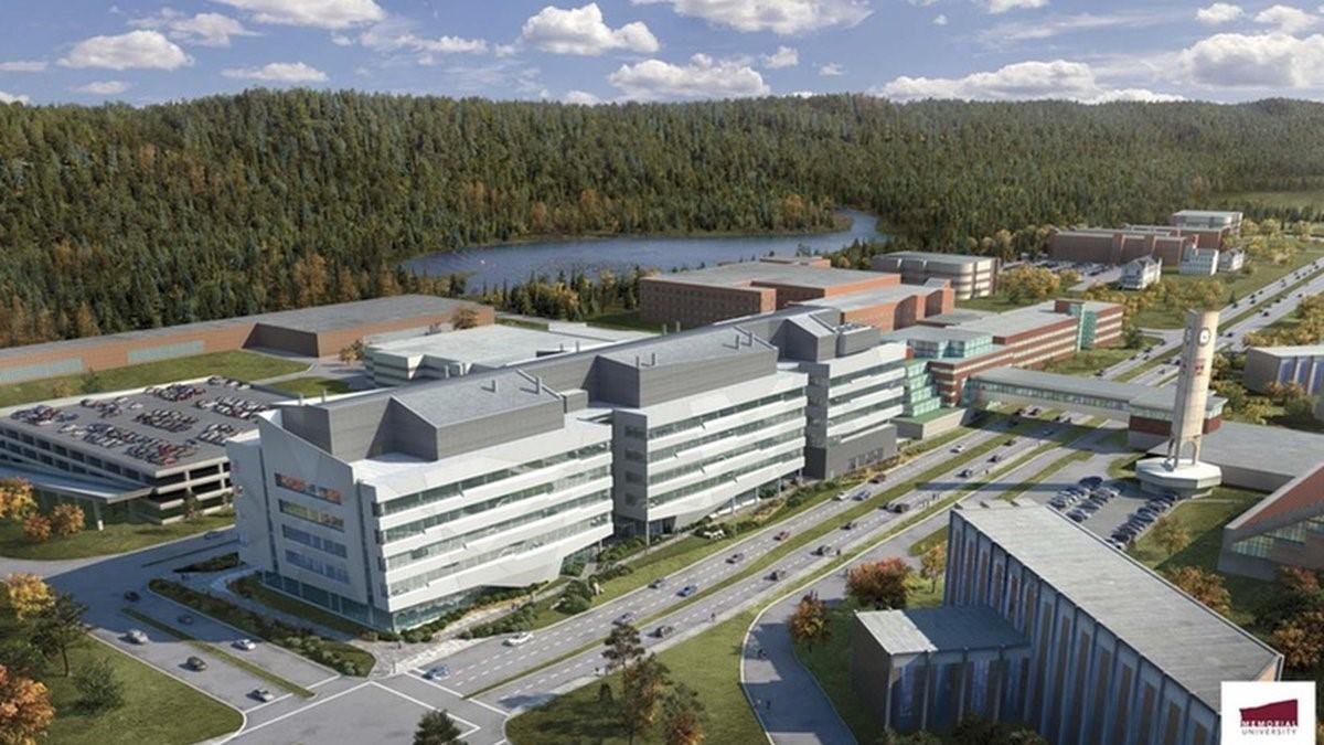 دانشگاه نیوفاندلند کانادا