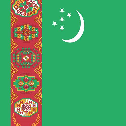 ویزای ترکمنستان با ترانسفر