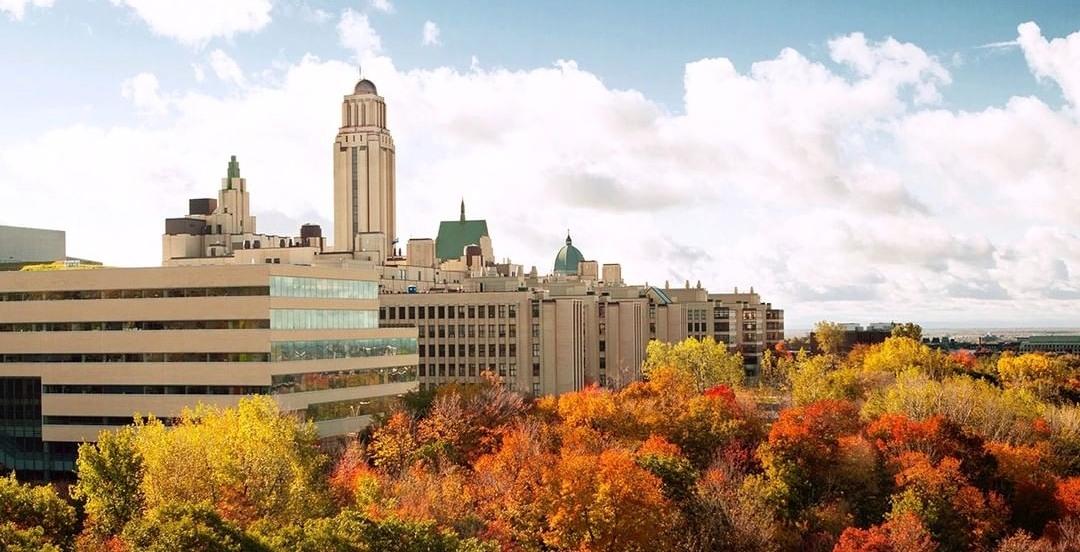 دانشگاه مونترال کانادا