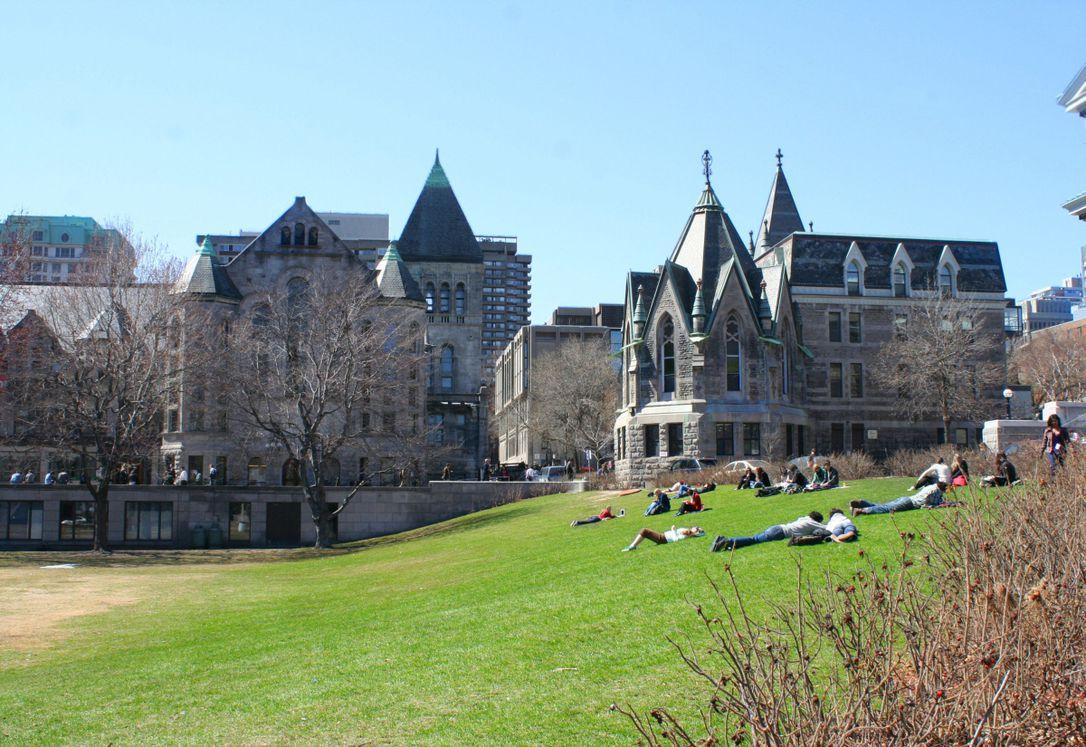 پردیس دانشگاه مک گیل