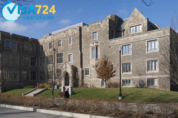هزینه و شرایط پذیرش دانشگاه گلف کانادا