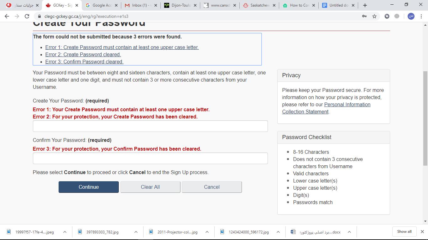 آموزش ثبت آنلاین ویزا تحصیلی کانادا