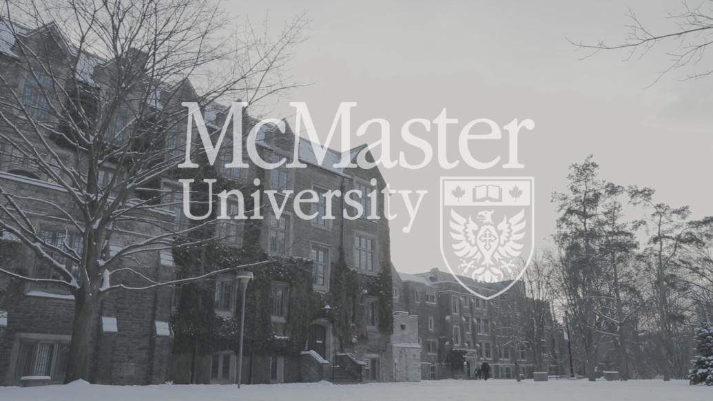 دانشگاه مک مستر در زمستان