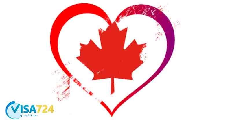 دریافت اقامت کانادا از طریق ازدواج