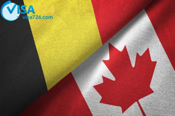 مقایسه شرایط و هزینه زندگی در بلژیک و کانادا
