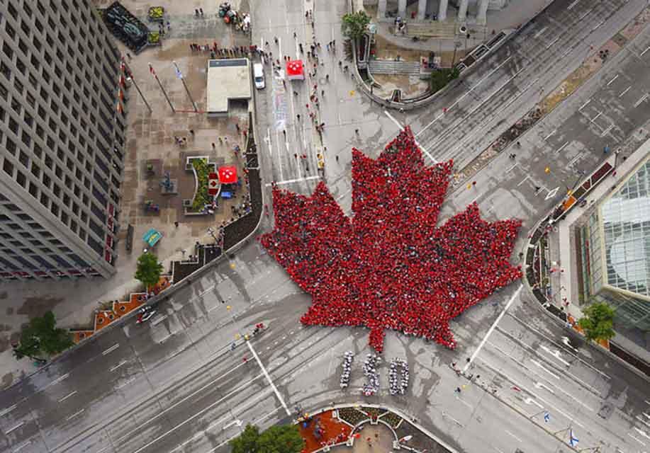 نگاهی اجمالی به کار و زندگی مردم در کانادا