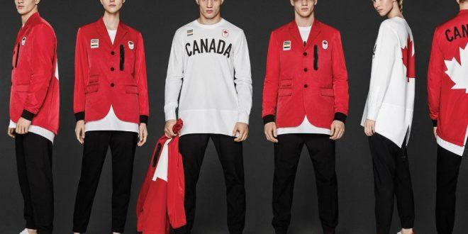 لباس کانادایی