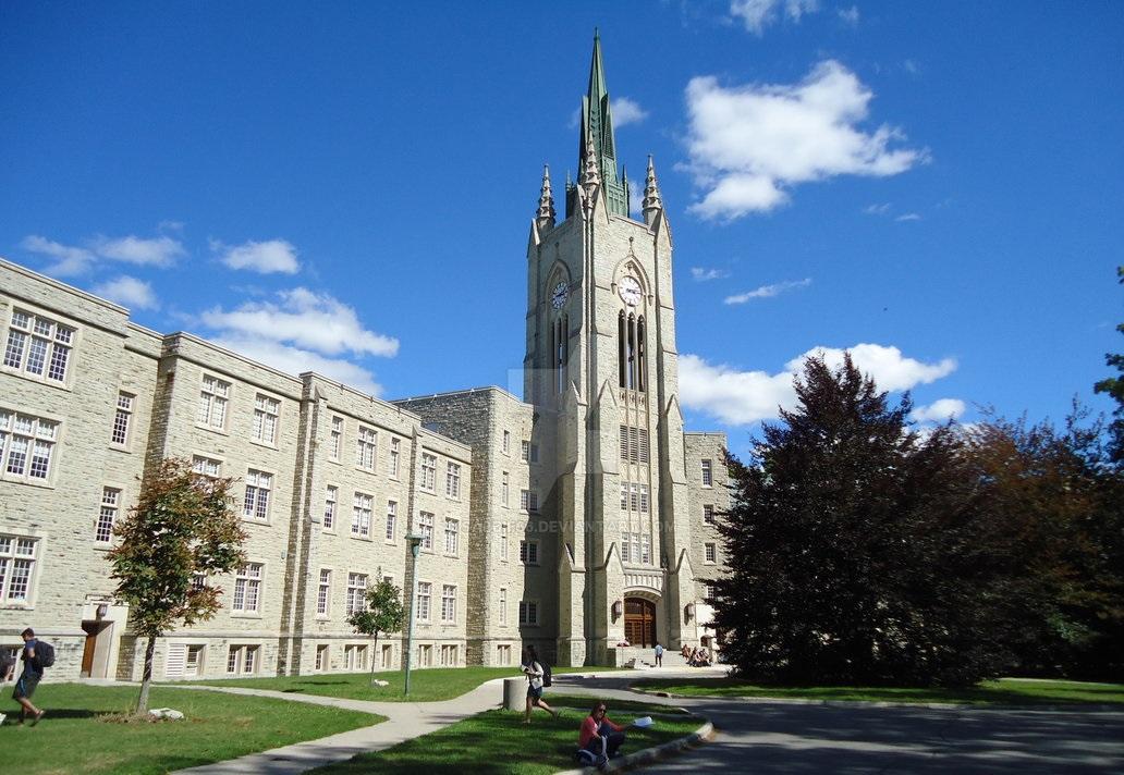 دریافت پذیرش از دانشگاه اونتاریو غربی