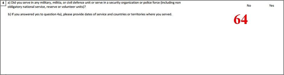 ثبت نام ویزای توریستی کانادا