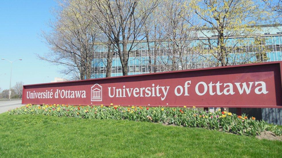 دانشگاه اوتاوا کانادا